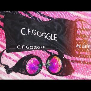 Accessories - Festival Goggles brand New